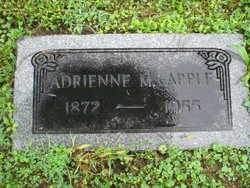 Adrienne M Apple