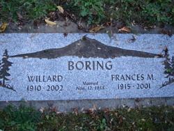 Frances Marie <i>Adair</i> Boring