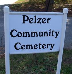 Pelzer Community Cemetery