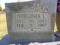 Virginia Lea <i>Hodges</i> Baker