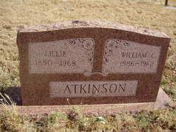 Mary Lillian Lillie <i>Banta</i> Atkinson