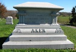 Anna <i>Rollins</i> Aker