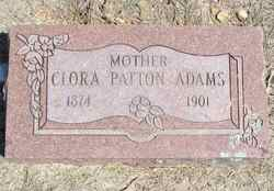 Clora <i>Patton</i> Adams