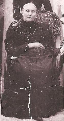 Mary Lucinda <i>Redus</i> Ellington
