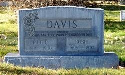 Susie <i>Uriens</i> Davis