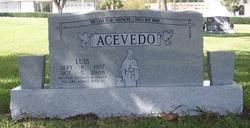 Luis Acevedo