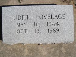 Judith <i>Lovelace</i> Bass