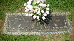 Lillie Mable <i>Henderson</i> Adkins