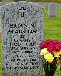 Lieut Brian Neal Bradshaw