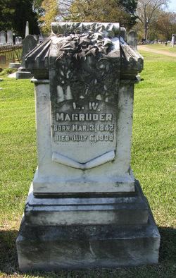 Lawson William Magruder