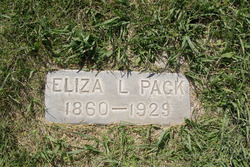 Eliza Lucinda <i>Moody</i> Pack