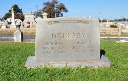 Nicholas Oglesby