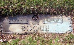 Alberta Bertie <i>Swisher</i> Boone