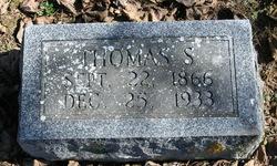 Thomas Sherman Cable