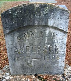Anna K. Anderson