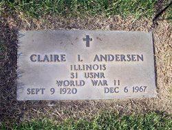 Claire Lucille <i>Allen</i> Andersen