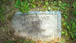 Omega <i>Penland</i> Bradley