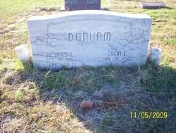 Richard Earl Dunham, Sr