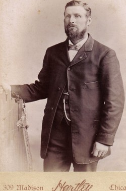 Corp Abram Van Patten