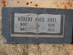 Robert Paul Abel