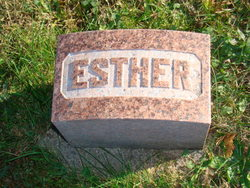 Esther <i>Wilson</i> Moyer