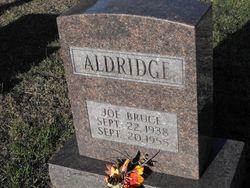 Joe Bruce Aldridge