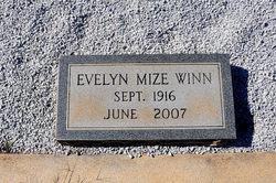 Ruth Evelyn <i>Bowen</i> Mize Winn