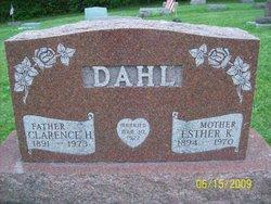 Clarence H Dahl