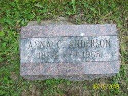 Anna C Anderson