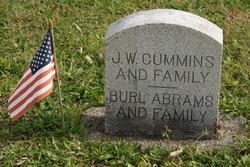 Burl Abrams & Family