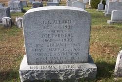 Mary C. Allard