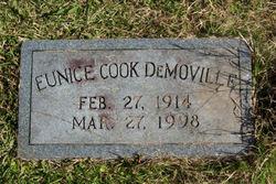 Eunice <i>Cook</i> DeMoville