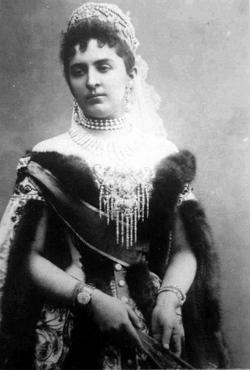 Anastasia Nikolaevna <i>Petrovic-Njegos</i> Romanov