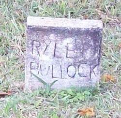 Ryle Bullock