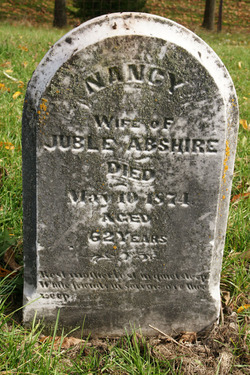 Nancy <i>Hatten</i> Abshire