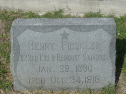 Heinrich Friedrich Henry Fieseler