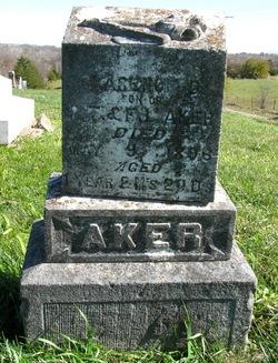 Clarence D. Aker
