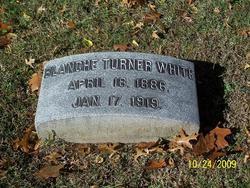 Blanche <i>Turner</i> White