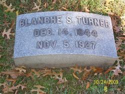 Blanche <i>Soulard</i> Turner