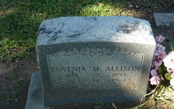 Lovenia <i>Reynolds</i> Allison