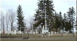Adams State Road Cemetery