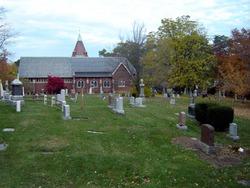 Saint Philips Churchyard Cemetery