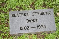 Beatrice <i>Stribling</i> Dance