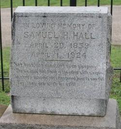 Samuel H. Hall