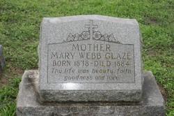 Mary <i>Webb</i> Glaze