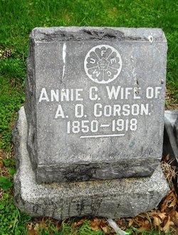 Anna Catherine Annie Corson