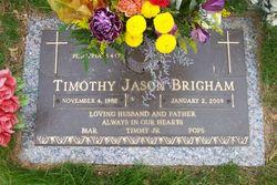 Timothy Jason TJ Brigham
