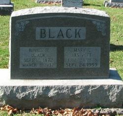 Mary Una <i>Wright</i> Black
