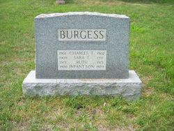 Infant Son Burgess