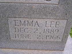 Emma Lee <i>McCarty</i> McFarland